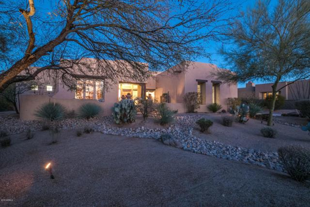 34855 N Mountainside Drive, Cave Creek, AZ 85331 (MLS #5729594) :: Occasio Realty