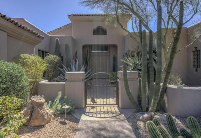 7723 E Cassia Circle, Scottsdale, AZ 85266 (MLS #5729637) :: Sibbach Team - Realty One Group