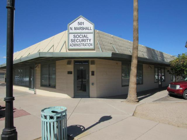 501 N Marshall Street, Casa Grande, AZ 85122 (MLS #5729712) :: Team Wilson Real Estate