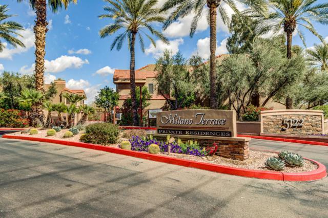 5122 E Shea Boulevard #1107, Scottsdale, AZ 85254 (MLS #5729880) :: Private Client Team