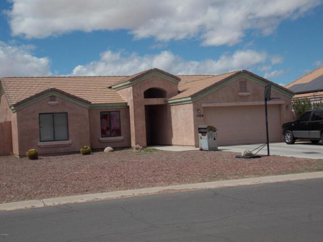 14654 S Amado Boulevard, Arizona City, AZ 85123 (MLS #5729886) :: RE/MAX Excalibur