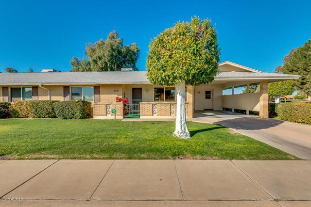 10871 W Venturi Drive, Sun City, AZ 85351 (MLS #5729967) :: Private Client Team