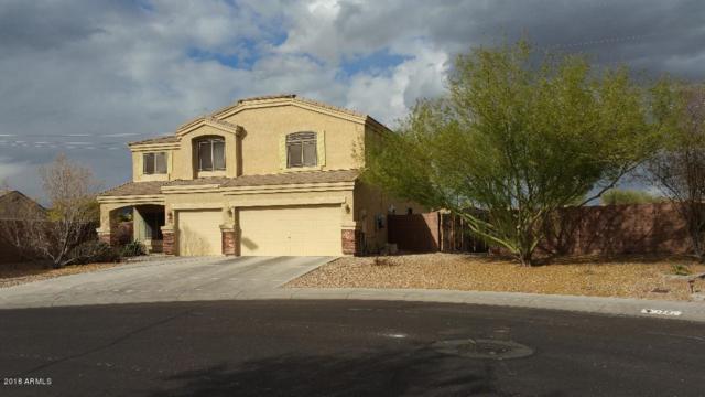 23000 W Kimberly Drive, Buckeye, AZ 85326 (MLS #5730214) :: Occasio Realty