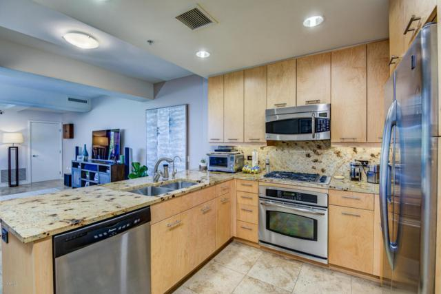 7127 E Rancho Vista Drive #3005, Scottsdale, AZ 85251 (MLS #5730233) :: Lux Home Group at  Keller Williams Realty Phoenix
