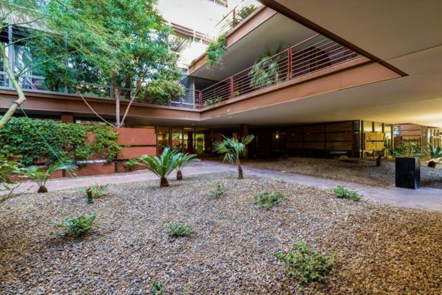 7161 E Rancho Vista Drive #4013, Scottsdale, AZ 85251 (MLS #5730387) :: 10X Homes