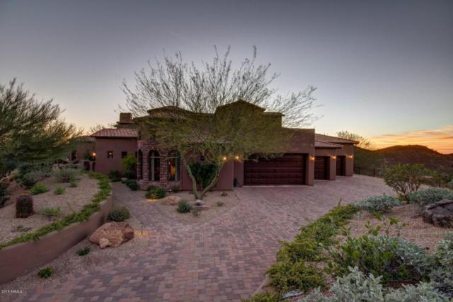 10532 N Crestview Drive, Fountain Hills, AZ 85268 (MLS #5730472) :: The Garcia Group @ My Home Group