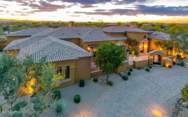 7724 E Santa Catalina Drive, Scottsdale, AZ 85255 (MLS #5730731) :: Occasio Realty