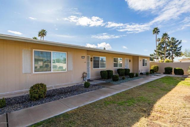 10874 W Santa Fe Drive, Sun City, AZ 85351 (MLS #5730766) :: 10X Homes