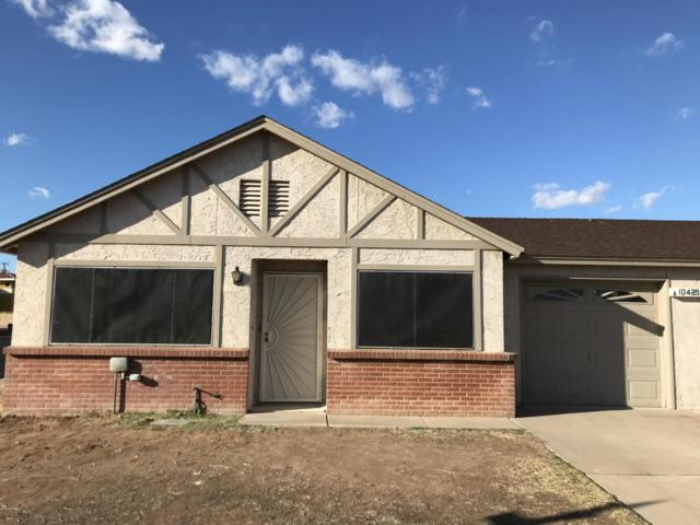 10425 N 95TH Drive A, Peoria, AZ 85345 (MLS #5730815) :: Riddle Realty