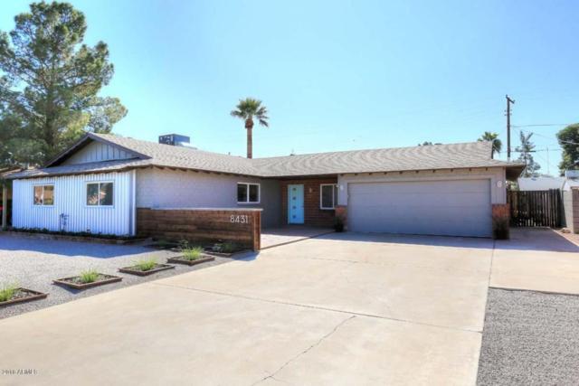 8431 E Lewis Avenue, Scottsdale, AZ 85257 (MLS #5730951) :: The Wehner Group