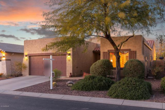 9984 E Legend Court, Gold Canyon, AZ 85118 (MLS #5731475) :: Keller Williams Realty Phoenix