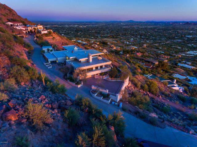 5400 E Valle Vista Road #5, Phoenix, AZ 85018 (MLS #5731849) :: Cambridge Properties