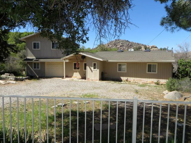16580 W Willow Avenue, Yarnell, AZ 85362 (MLS #5732026) :: Sibbach Team - Realty One Group