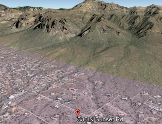 330 N Sunset Street, Apache Junction, AZ 85119 (MLS #5732447) :: The Jesse Herfel Real Estate Group