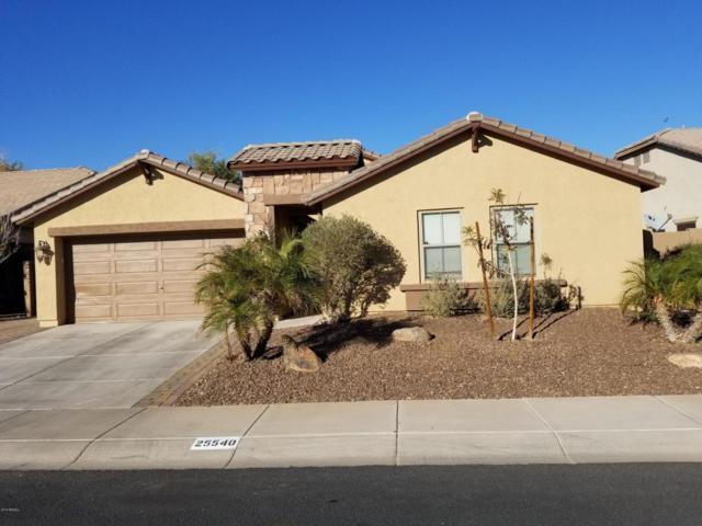 25540 W Magnolia Street, Buckeye, AZ 85326 (MLS #5732496) :: Occasio Realty