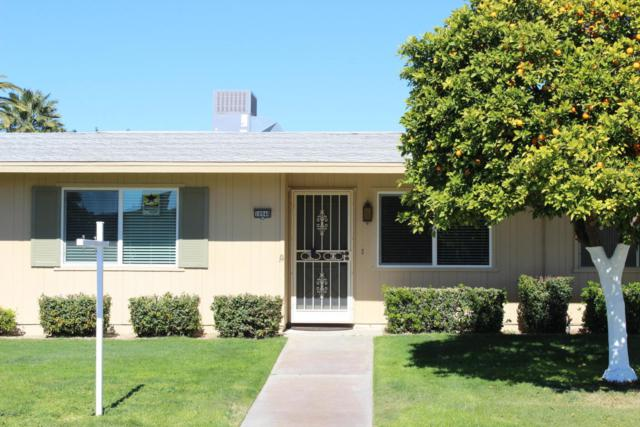 10948 W Santa Fe Drive, Sun City, AZ 85351 (MLS #5732501) :: Private Client Team