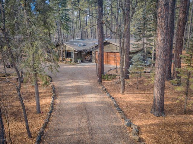 2994 White Oak Drive, Pinetop, AZ 85935 (MLS #5732510) :: Occasio Realty