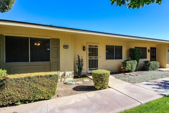 10951 W Santa Fe Drive, Sun City, AZ 85351 (MLS #5732533) :: Private Client Team