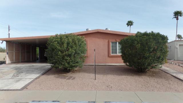 2205 N Higley Road, Mesa, AZ 85215 (MLS #5732876) :: The Garcia Group @ My Home Group