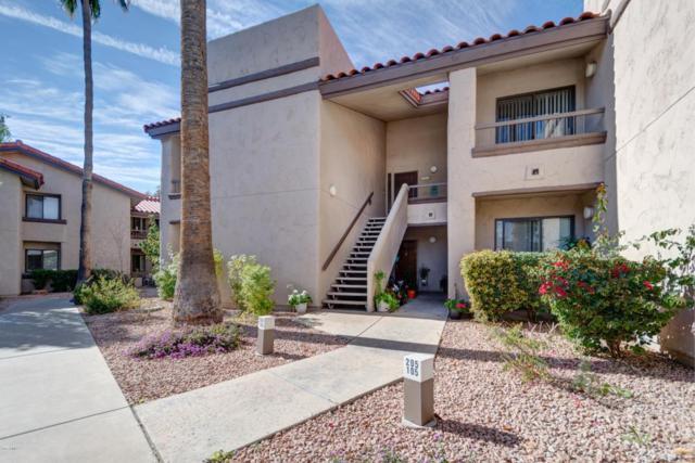 9125 E Purdue Avenue #206, Scottsdale, AZ 85258 (MLS #5732936) :: Brett Tanner Home Selling Team
