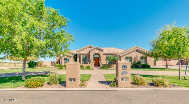 18940 E Via Park Street, Queen Creek, AZ 85142 (MLS #5733008) :: Lifestyle Partners Team