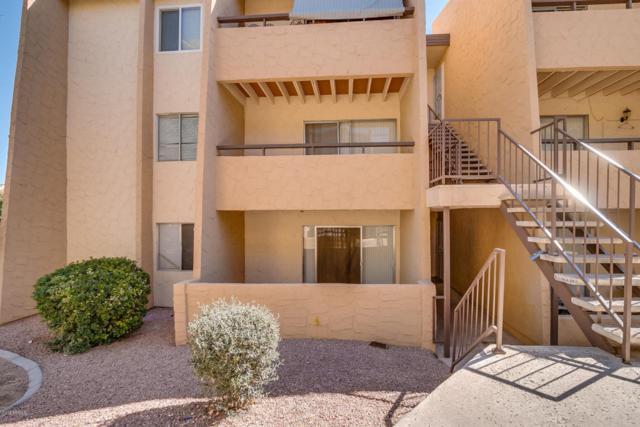 8055 E Thomas Road A103, Scottsdale, AZ 85251 (MLS #5733085) :: Cambridge Properties