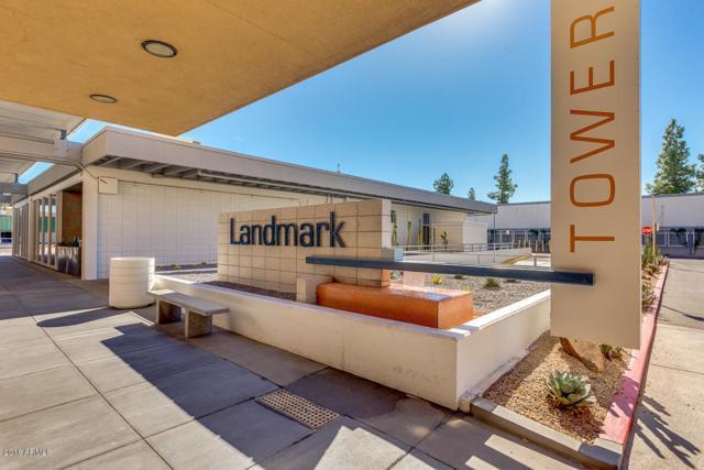 4750 N Central Avenue 16A, Phoenix, AZ 85012 (MLS #5733538) :: Private Client Team
