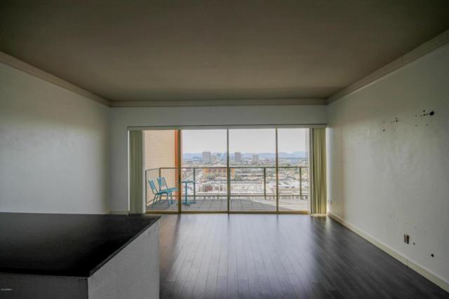 4750 N Central Avenue 16D, Phoenix, AZ 85012 (MLS #5733905) :: 10X Homes