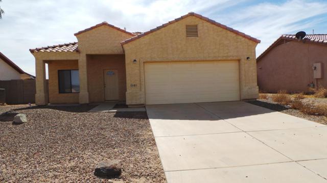 8885 W Magnum Drive, Arizona City, AZ 85123 (MLS #5733954) :: The Wehner Group