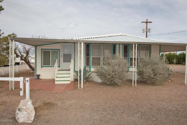 7726 E Highway 287, Coolidge, AZ 85128 (MLS #5734022) :: The Daniel Montez Real Estate Group
