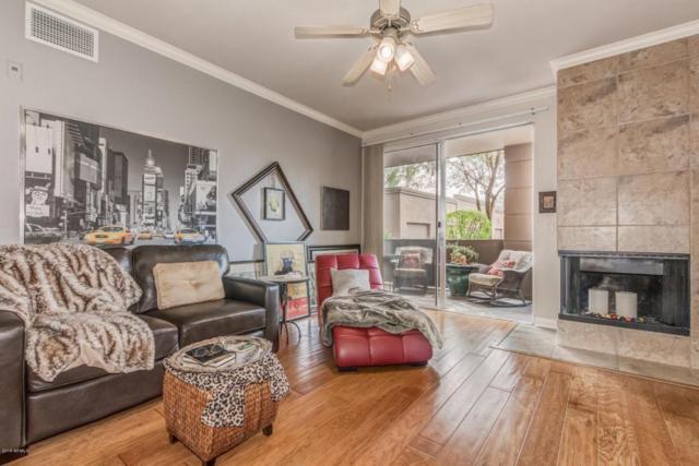7009 E Acoma Drive #1129, Scottsdale, AZ 85254 (MLS #5734109) :: Brett Tanner Home Selling Team