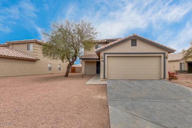 12031 W Dahlia Drive, El Mirage, AZ 85335 (MLS #5734134) :: My Home Group