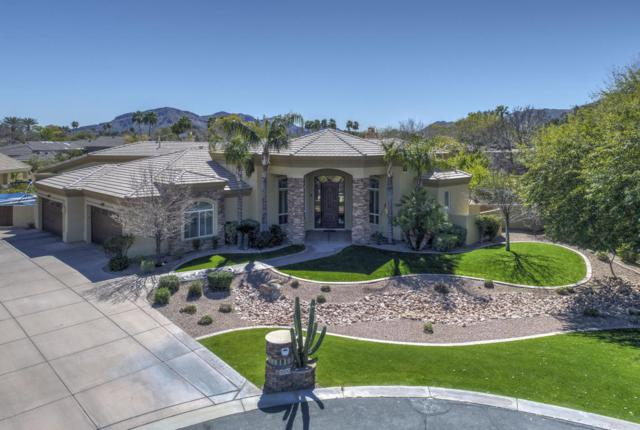 5000 E Cannon Drive, Paradise Valley, AZ 85253 (MLS #5734178) :: Lux Home Group at  Keller Williams Realty Phoenix