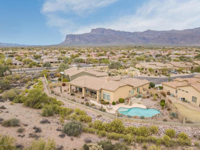 7299 E Cliff Rose Trail, Gold Canyon, AZ 85118 (MLS #5734296) :: The Everest Team at My Home Group