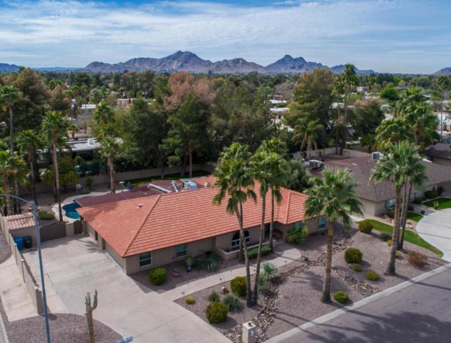5539 E Larkspur Drive, Scottsdale, AZ 85254 (MLS #5734320) :: Lifestyle Partners Team