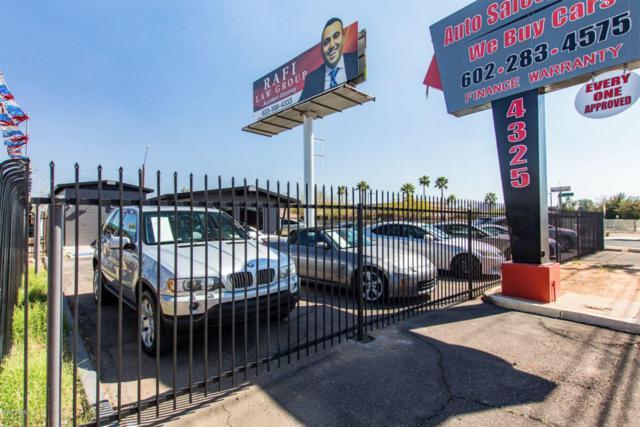 4325 N 7TH Street, Phoenix, AZ 85014 (MLS #5734786) :: The Garcia Group