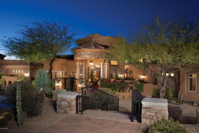 9782 E Troon North Drive, Scottsdale, AZ 85262 (MLS #5734905) :: Private Client Team