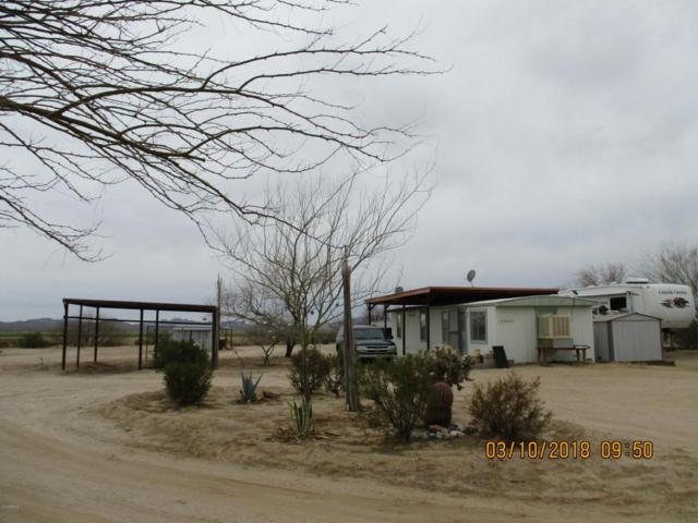 33977 Largo Lane, Wenden, AZ 85357 (MLS #5735213) :: Private Client Team