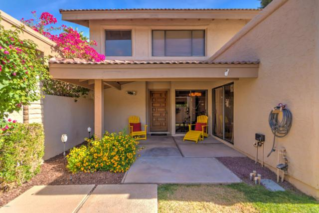 4525 N 66TH Street #52, Scottsdale, AZ 85251 (MLS #5735314) :: Cambridge Properties