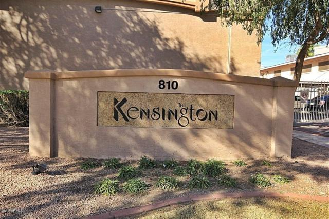 810 E Colter Street #4, Phoenix, AZ 85014 (MLS #5735650) :: Brett Tanner Home Selling Team