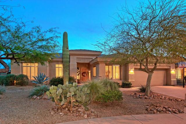 7535 E Rose Garden Lane, Scottsdale, AZ 85255 (MLS #5735897) :: Private Client Team