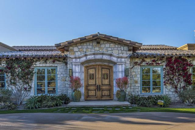 6414 E Maverick Road, Paradise Valley, AZ 85253 (MLS #5735923) :: Essential Properties, Inc.