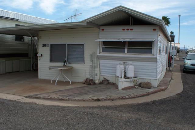 201 E Mesa Drive, Florence, AZ 85132 (MLS #5736089) :: My Home Group