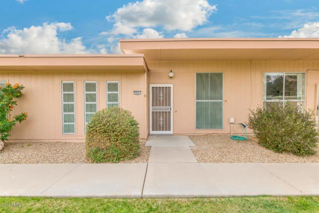 9950 W Royal Oak Road K, Sun City, AZ 85351 (MLS #5736379) :: Brett Tanner Home Selling Team
