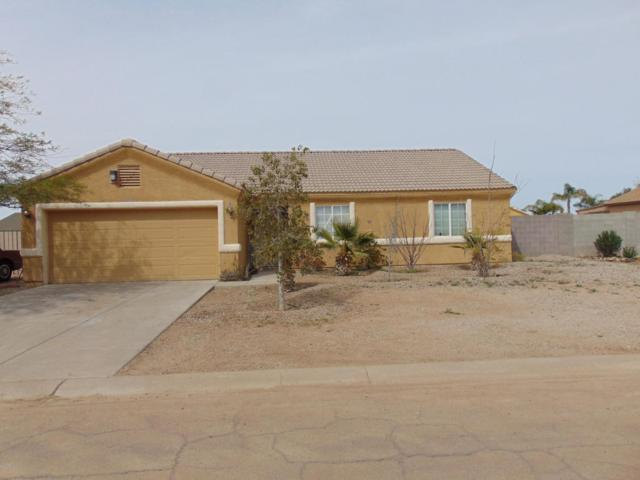 10760 W Arvada Drive, Arizona City, AZ 85123 (MLS #5736433) :: Yost Realty Group at RE/MAX Casa Grande