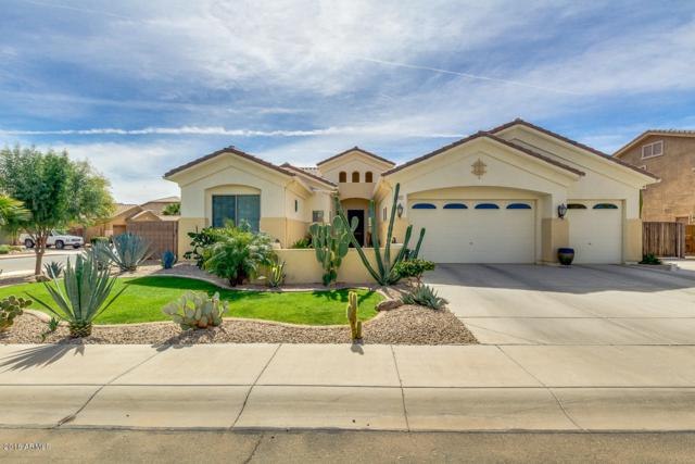 463 E Atlantic Drive, Casa Grande, AZ 85122 (MLS #5736468) :: Yost Realty Group at RE/MAX Casa Grande
