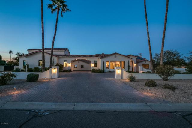5610 E Mountain View Road, Paradise Valley, AZ 85253 (MLS #5736583) :: The Wehner Group