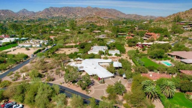 6800 N Mummy Mountain Road, Paradise Valley, AZ 85253 (MLS #5736701) :: Riddle Realty