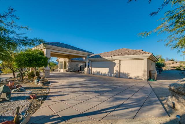 36847 E Bivouac Trail, Carefree, AZ 85377 (MLS #5736739) :: Riddle Realty
