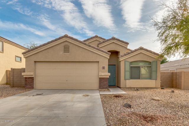 503 E Dragon Springs Drive, Casa Grande, AZ 85122 (MLS #5736758) :: Brett Tanner Home Selling Team